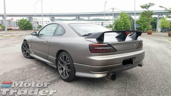 2000 NISSAN SILVIA GF S15