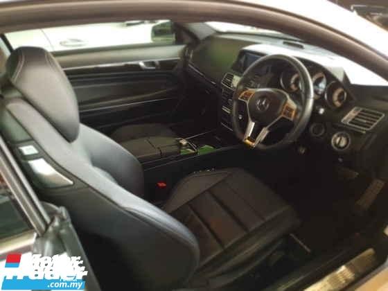 2014 MERCEDES-BENZ E-CLASS E200 Coupe AMG Spec 18\