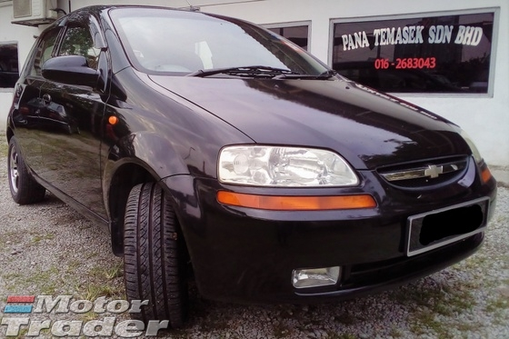 2003 Chevrolet Aveo Imported Aveo 15 A Rm 8800 Used Car For