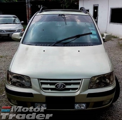 2005 INOKOM MATRIX 1.6  GLM . SUNROOF N. SPORTRIMS
