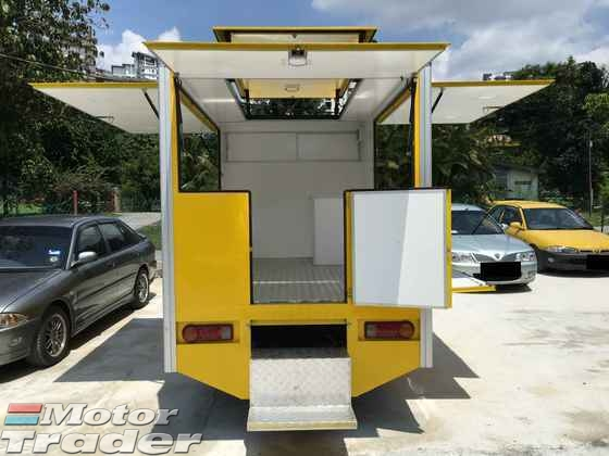 2002 INOKOM LORIMAS Inokom Lorimas AU26 Food Truck Build In Fuse Box LED Downlight