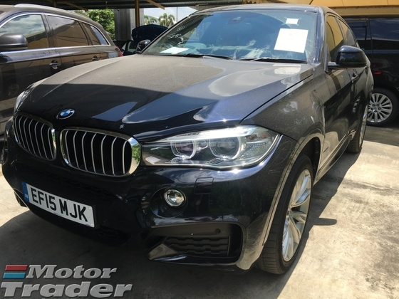 2015 BMW X6 PERFORMANCE UNLIMITED