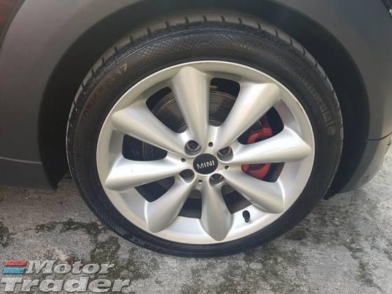 2012 MINI Cooper S S 1.6 TURBO