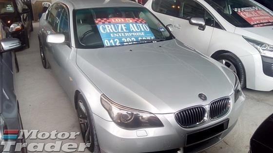 2006 BMW 5 SERIES 523i E60
