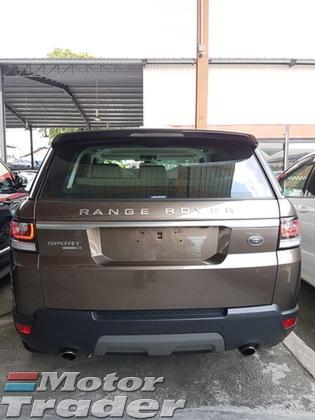 2014 LAND ROVER RANGE ROVER SPORT 3.0L PETROL UNREGISTER JAPAN VERSION