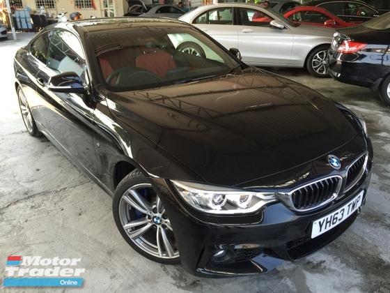2013 BMW 4 SERIES BMW 435I 3.0 MSPORT