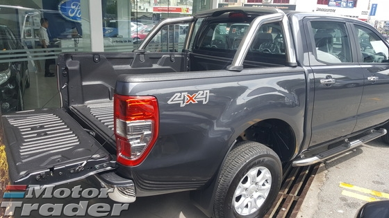 2017 FORD RANGER 2.2 XLT  AUTO 4x4 DOUBLE CAB