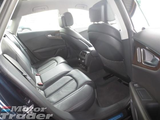 2013 AUDI A7 3.0
