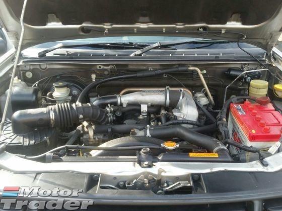 2008 ISUZU D-MAX 2.5L 4X2 DOUBLE CAB