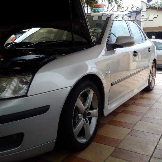 2004 SAAB 9-3 SERIES sports plus