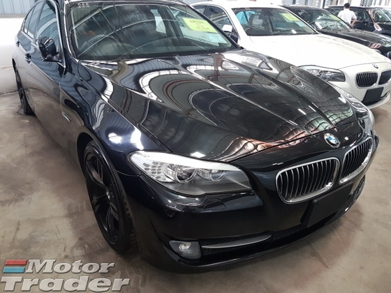 2012 BMW 5 SERIES F10 (HILINE) 2.0 (TURBO) japan spec