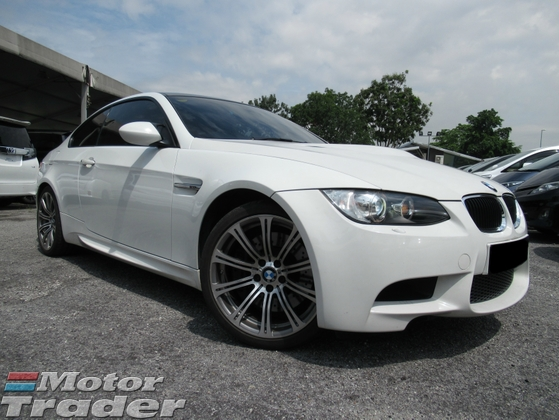 2010 BMW M3 4.0 V8 M SPORT MUST VIEW