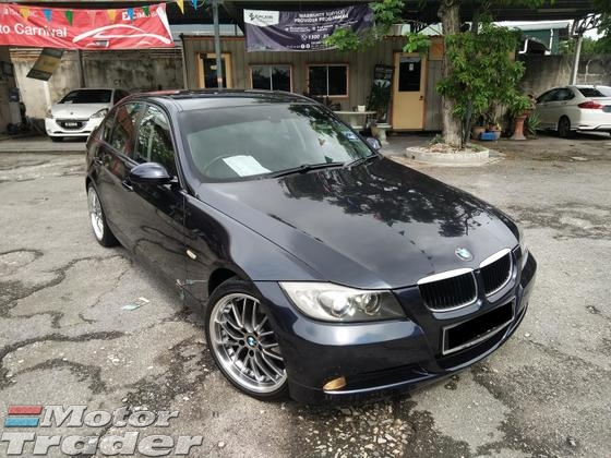 2008 BMW 3 SERIES 320I EXECUTIVE EDITION