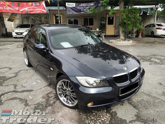 2008 BMW 3 SERIES 320I EXECUTIVE EDITION