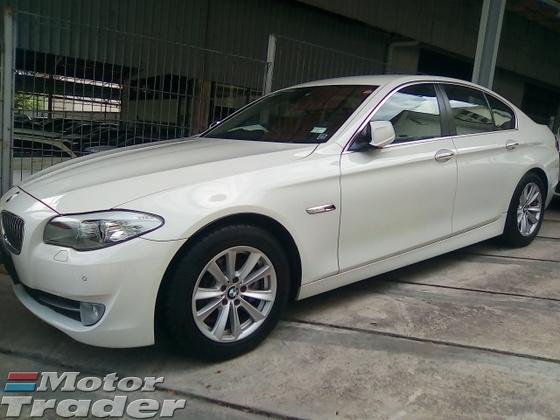2012 BMW 5 SERIES 520I HILINE