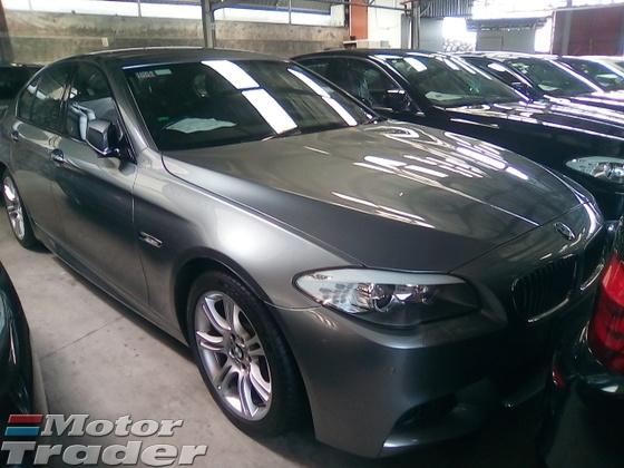 2012 BMW 5 SERIES 520I HI LINE