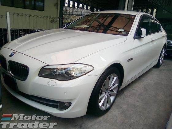 2013 BMW 5 SERIES 520I M SPORT 2.0L