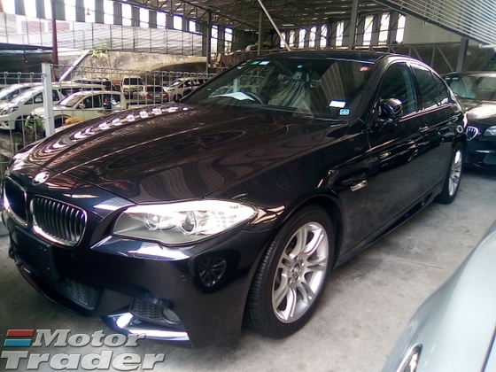 2013 BMW 5 SERIES 520I M SPORT