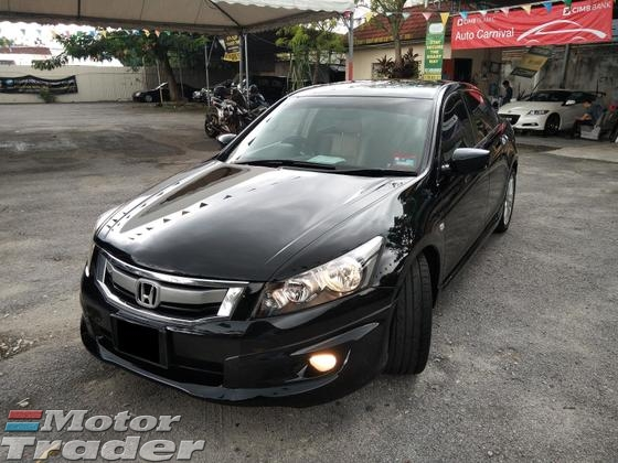 2008 HONDA ACCORD 2.0VTS