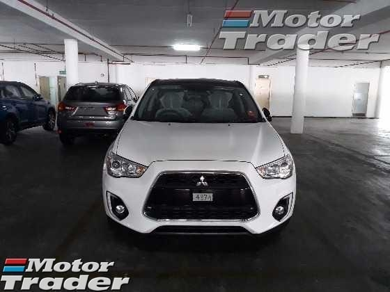 2017 Mitsubishi Airtrek Outlander Rm 96 660 New Car For Sales In
