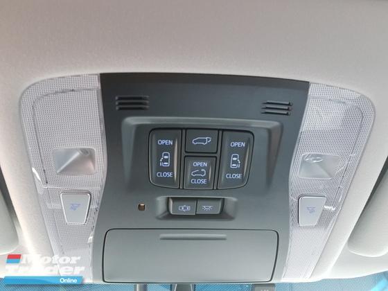 2016 TOYOTA ALPHARD SC 2.5L PILOT SEAT (UNREG) 2015 JAPAN SPEC