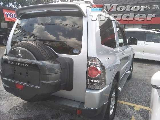 2007 MITSUBISHI PAJERO Limited 3 Doors VR-i 3.0 V6