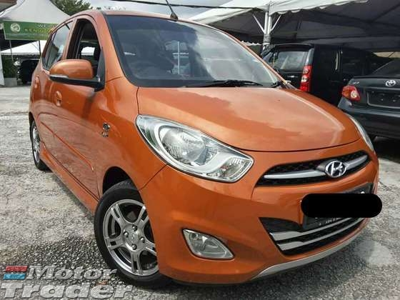 2013 HYUNDAI I10 1.25 SRS AIR DUAL NEW FACELIFT HATCHBACK CVVT ENGINE SPORT RIMS NEW TYRE