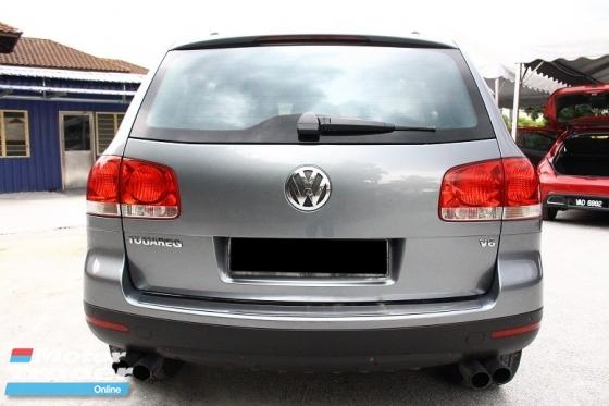 2007 VOLKSWAGEN TOUAREG 3.6 V6 FSI (A) (Ori Year 2007)(New Facelift Model)(Full Service Records)