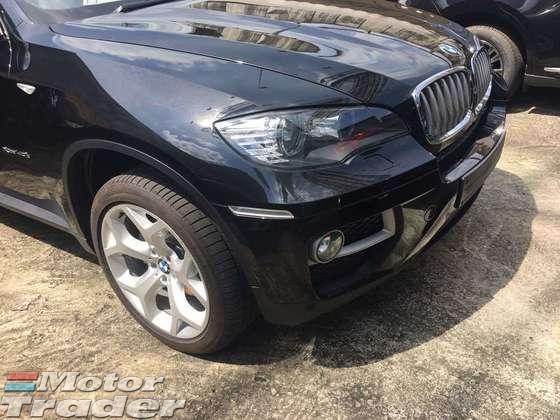 2014 BMW X6 3.0 40D TWIN POWER TURBOCHARGER POWER BOOT