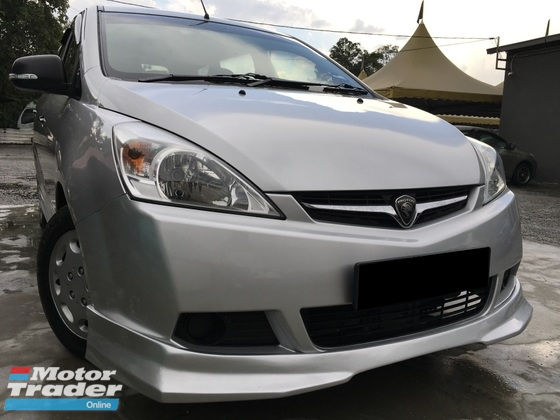 2013 PROTON EXORA 1.6 CPS EXECUTIVE BOLD PREMIUM FULL SPEC