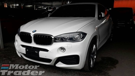 2015 BMW X6 3.0 (A) XDRIVE 35i 8 SPEED M SPORT