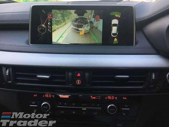 2015 BMW X6 40D DIESEL UK UNREG(ACTUAL YEAR MAKE 2015)