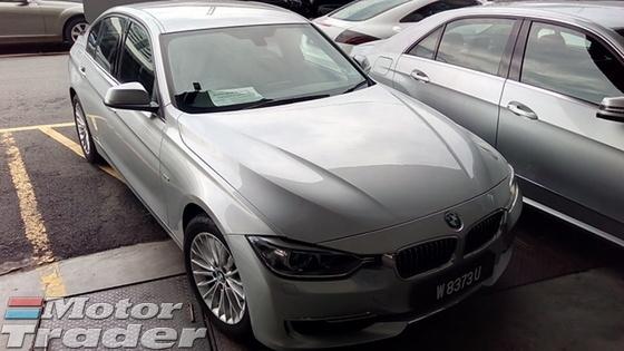2014 BMW 3 SERIES 320i (A) F30 2.0