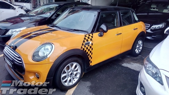 2015 MINI Cooper TWIN TURBO 1.5 (A)
