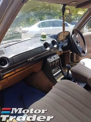 1987 MERCEDES-BENZ C-CLASS Mercedes Benz For Sale