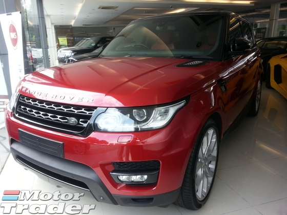 2014 LAND ROVER RANGE ROVER SPORT HSE DYNAMIC PREMIUM SPEC UNREG 2014 MANY TO CHOOSE