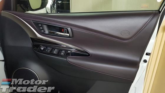 2015 TOYOTA HARRIER Premium Mauve
