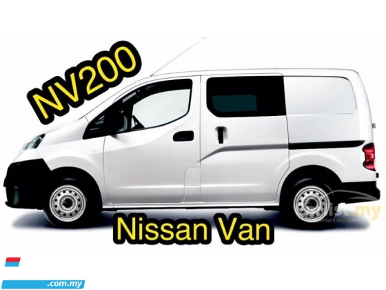 2020 NISSAN NV200 NISSAN NV200 PANEL / SEMI PANEL MUDAH LULUS