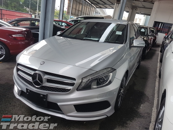 2013 MERCEDES-BENZ A-CLASS A180 AMG JAPAN SPEC (ACTUAL YEAR MAKE 2013)