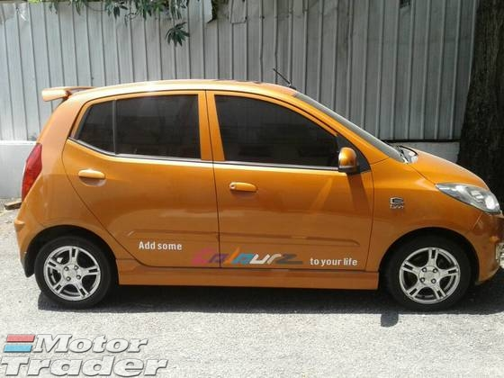 2015 HYUNDAI I10 Year End Discount New Sport Edition