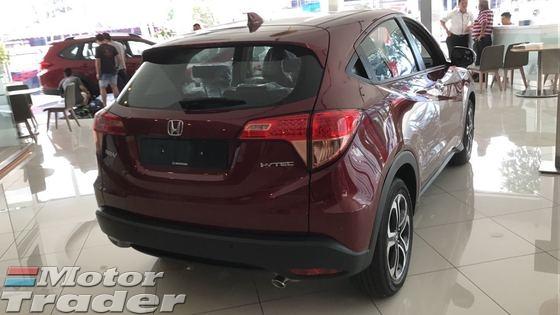 2017 HONDA HR-V 1.8 S