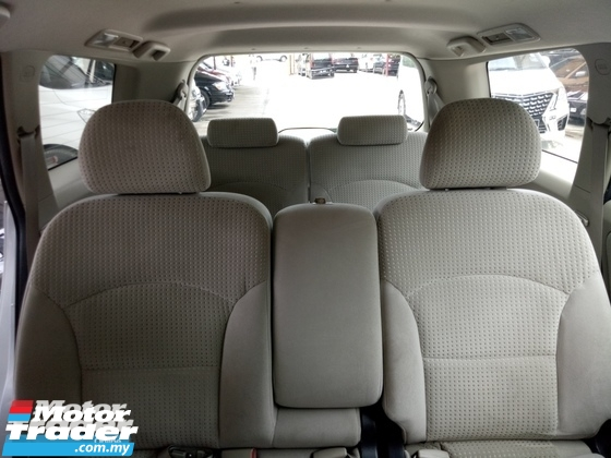 2006 MITSUBISHI GRANDIS 2.4 (a) TIP TOP CONDITION/CAREFULL OWNER/NO REPAIR NEEDED