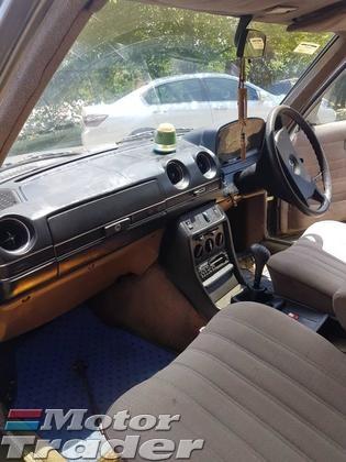 1987 MERCEDES-BENZ A250 Tarikh Di Perbuat 1981- Ragester 1982