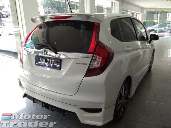 2017 HONDA JAZZ MUGEN BODYKIT. FULL LOAN FREE GPS