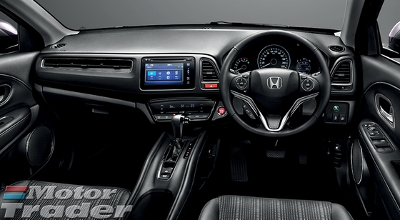 2017 HONDA HR-V YEAR END HIGH REBATE. FULL LOAN. FREE GPS. BODYKIT
