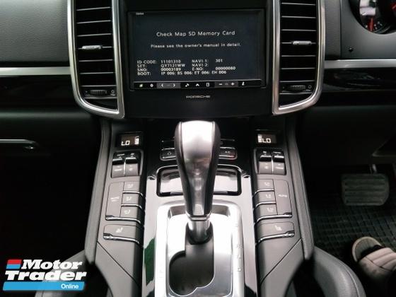 2012 PORSCHE CAYENNE 3.6 S SPEC 2 ELECTRIC SEATS BOSS SURROUND SOUND SYSTEM
