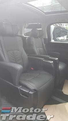 2015 TOYOTA ALPHARD SC 2.5L PILOT SEAT (UNREG) 2015