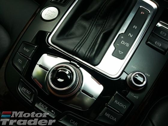 2013 AUDI A4 2.0 TFSi QUATTRO ( JAPAN SPEC ) 3 YEAR WARRANTY