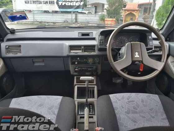 2001 Proton Iswara 1 5 Auto One Owner Full Bodykit