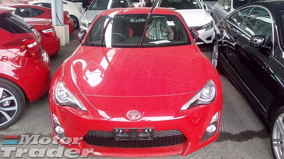2013 TOYOTA TOYOTA OTHER GT 86 (A) 2.0